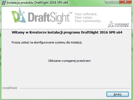 DraftSight 2016 – wstążkowy interfejs użytkownika i inne nowości