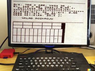 Nesting na ZX Spectrum