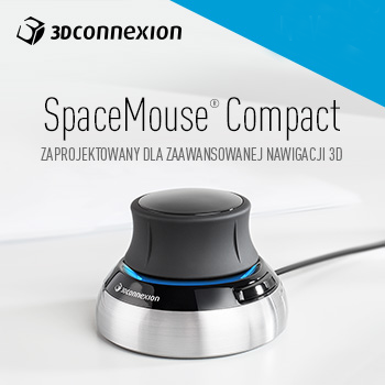 3dx SpaceMouse Compact