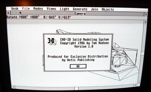 AtariST CAD-3D fot 3