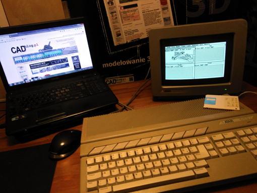 Atari ST vs TOSHIBA