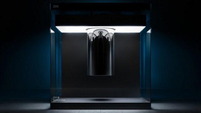 IBM Q System One 1