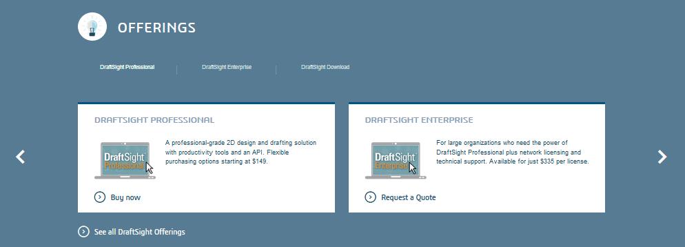 DraftSight_Pro_Enter
