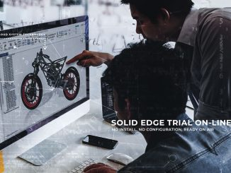Solid Edge Trial