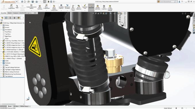 SW2020 Flexible parts