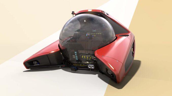 SOLIDWORKS 2022 NEMO rendering