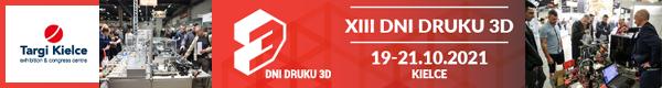 Dni Druku 3D KIELCE 2021